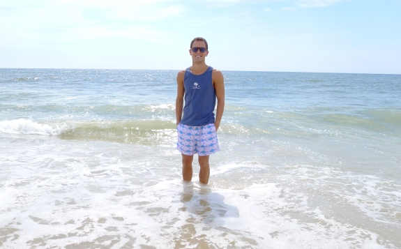 Van beach